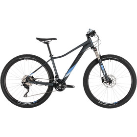 Cube Access WS Race Damen iridium'n'blue